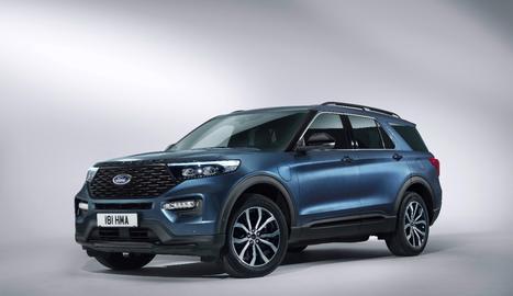 Ford ha anunciat que una versió híbrida endollable del SUV sortirà a la venda a Europa a finals d'aquest any.