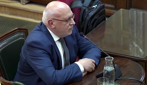 El exconseller Jordi Baiget.