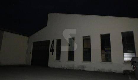 Un treballador va morir al desembre al caure des de 5 metres en una empresa de l'avinguda de l'Exèrcit de Lleida.