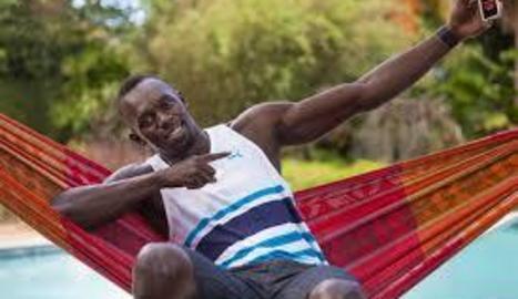 Usain Bolt, també a la campanya.