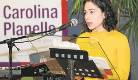 Una alumna de l'Episcopal guanya per tercer cop un premi de narrativa