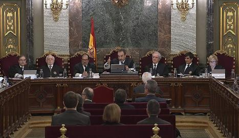 Marchena a testimonis de la defensa: