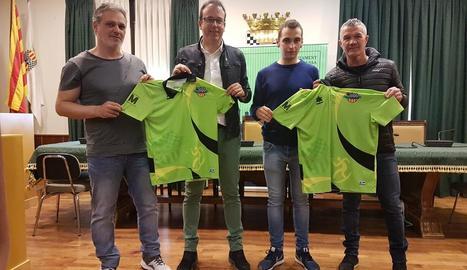 El Club Tennis Taula Mollerussa busca l'ascens a Primera