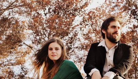 Imatge promocional del duet Donallop.