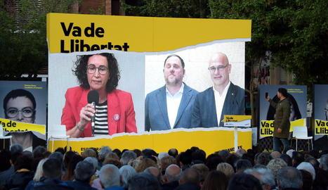 Oriol Junqueras demana que no falti cap vot republicà demà