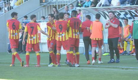 El Lleida guanya a Conca i continua viu en la lluita pel play off