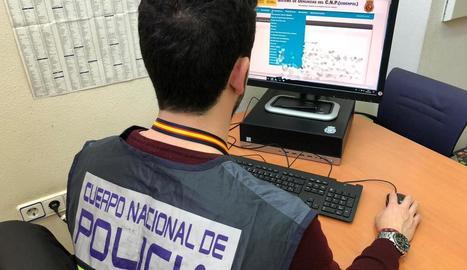 La Policia Nacional prova d'identificar vint menors més.