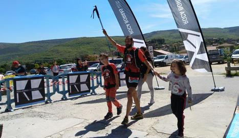 Marcos Ramos i Carme Palacín s'imposen a la Montsec Ultra Trail