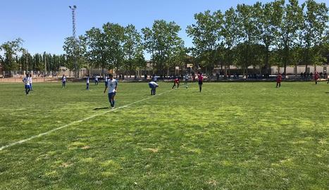 La Fuliola es va imposar al Ribera d'Ondara al marcar un gol a la primera part i sis més a la segona.