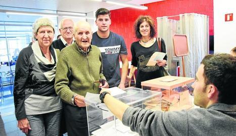 Col·legis electorals a Lleida ciutat i comarques. En actualització...
