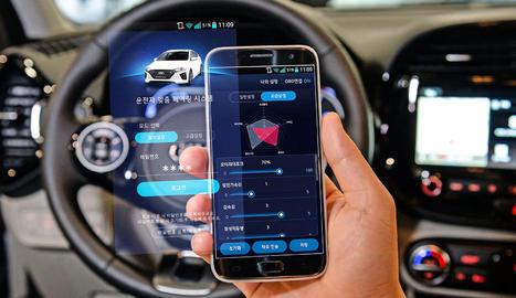 La tecnologia està basada en l'aparellament d'un smartphone amb un vehicle elèctric.