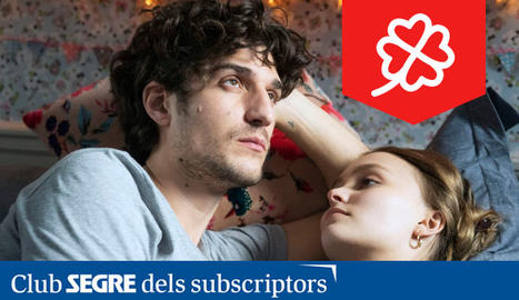 Fotograma de la pel·lícula francesa 'Un hombre fiel' de Louis Garrel.