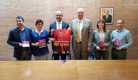 Tivissa (Tarragona) és el primer municipi que se suma al protocol.