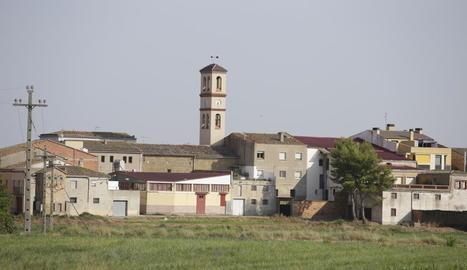 Una imatge de la localitat.