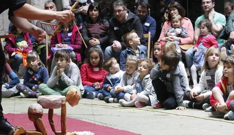 Els titelles envaeixen Lleida