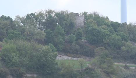Sant Guim de Freixenet millorarà l'accés a la Torre Vilalta