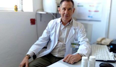 L'investigador Pep Coll, un dels metges col·laboradors.