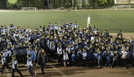 El FiF Lleida presenta els seus 28 equips amb 400 jugadors