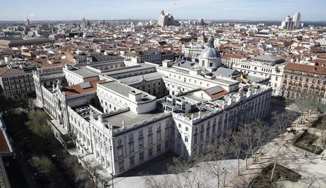 El Tribunal Suprem es reuneix aquest diumenge per resoldre el recurs sobre la candidatura de Puigdemont a les europees