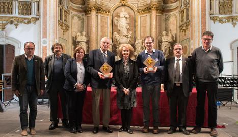 Cervera reuneix uns 200 acordionistes i entrega els Premis Recercat 2019
