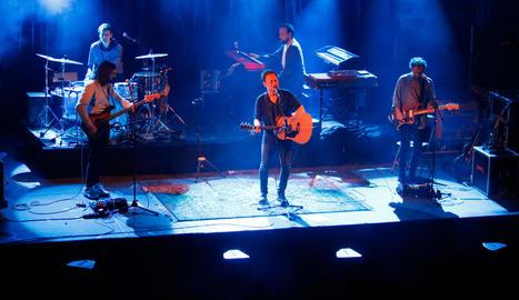 El concert va tenir lloc divendres a la nit.