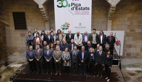 Trenta anys del Patronat de Turisme, trenta anys del Premi Pica d'Estats