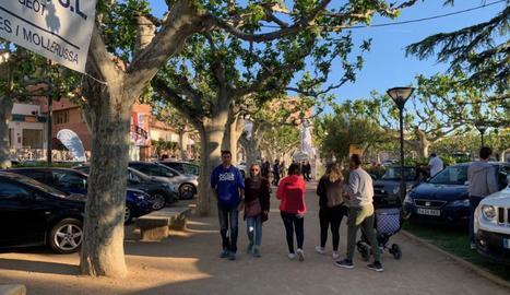 La mostra es va celebrar al parc del Terrall de les Borges.