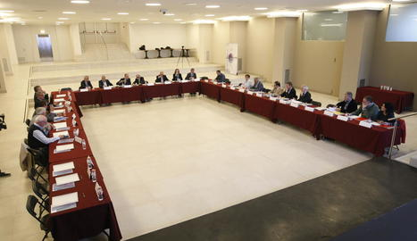 El comitè executiu i el consell general de GlobaLleida.