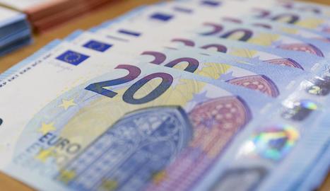 L'economia catalana va créixer un 2% fins al març.