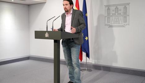 Sánchez obté un rotund 'no' de Rivera a la investidura, que sí que negociarà amb Iglesias