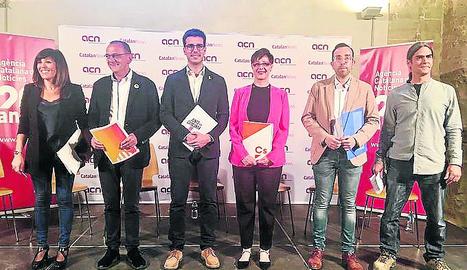 Peñafiel, Pueyo, Postius, Ribes, Palau i Talamonte, al debat.