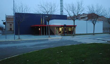 La comissaria dels Mossos d'Esquadra a Mollerussa.