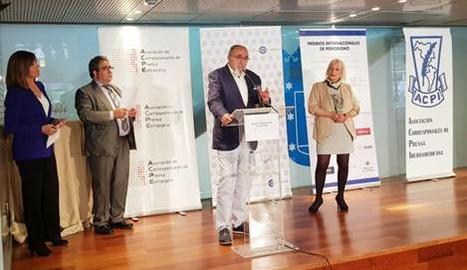 La Mostra de Cinema Llatinoamericà de Catalunya recull el Premi de Cooperació Iberoamericana