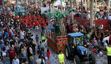 Festa gran a Lleida