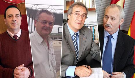 Almenys tres municipis tindran nou alcalde després de tres dècades