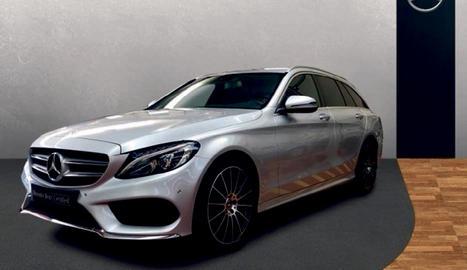Mercedes classe C 220 d Estate