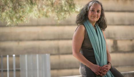 """Yve Ramírez: """"El residu zero no és un objectiu obsessiu, és un camí per aconseguir millorar el món"""""""