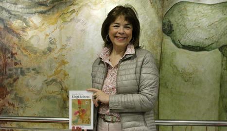 """Marialba Revés: """"L'amor i el respecte a la literatura són un aliment per a l'ànima"""""""