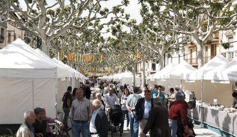 Imatge de la quarta edició de la Pallars Food Fest de Tremp.