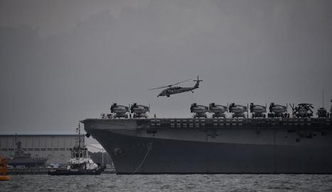 Els EUA segueixen reforçant la presència militar al Pròxim Orient.