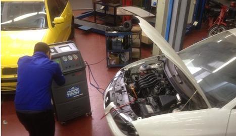 Imatge del CFGM d'electromecànica de vehicles automòbils