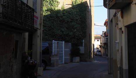 Imatge d'arxiu del centre de Torrelameu.