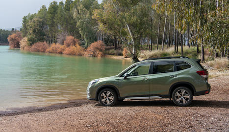 El  XV Eco-Hybrid i Forester Eco-Hybrid arribaran als concessionaris espanyols a la tardor.