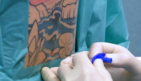 Els tatuatges, a 'Quèquicom'