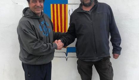 Félix Jiménez renova pel Tamarit