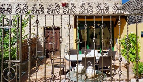 Cal Tarragona, una casa rural en un entorn únic