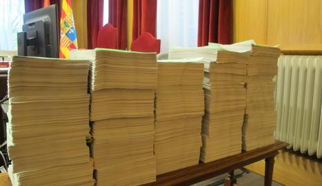 Judici civil per la demanda aragonesa d'111 obres del Museu de Lleida originàries a la Franja.