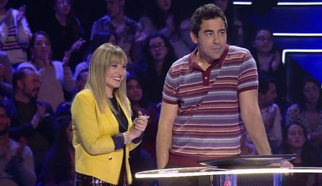 Lorena Córcoles i Pablo Chiapella.