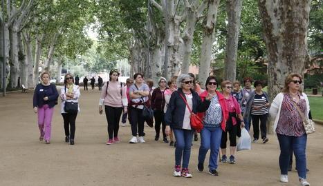 La Lleida de les dones