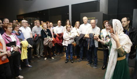 Lleida segueix fidel a la Nit dels Museus